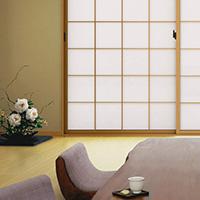 和室の雰囲気はそのままに、二重窓の効果を実感できます
